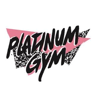 Platinum Gym Logo
